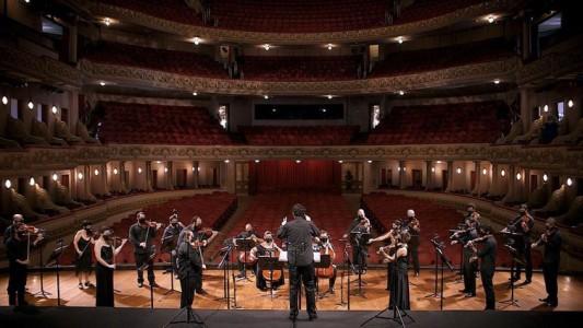 Concerto Tchaikovsky - Orquestra