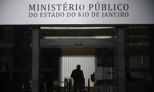 Ministério Público do Estado do Rio de Janeiro, no centro da cidade.