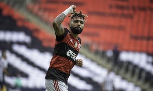 Brasileiro: com dois de Gabigol, Flamengo vence Santos por 4 a 1