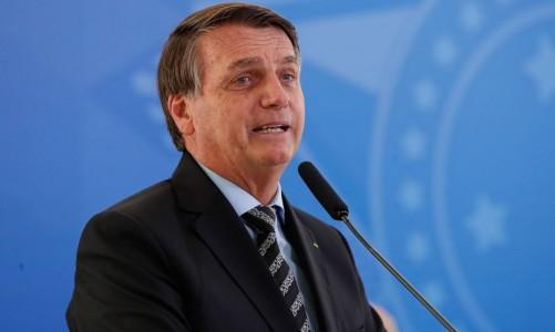 (Brasília - DF, 26/11/2020) Palavras do Presidente da República, Jair Bolsonaro. Foto: Alan Santos/PR