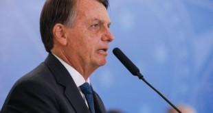 (Brasília - DF, 17/12/2020) Palavras do Presidente da República Jair Bolsonaro. Foto: Isac Nóbrega/PR