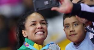 Wrestling: Aline Silva é primeira mulher na diretoria de confederação
