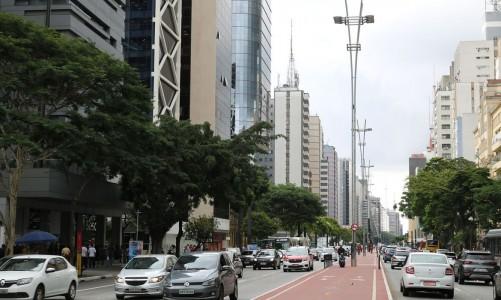 São Paulo - Avenida Paulista completa 129 anos.