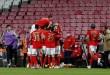 Benfica anuncia 17 casos de covid-19 e discute adiamento de jogos
