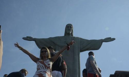O Cristo Redentor volta a receber visitantes a partir deste sábado com novas regras sanitárias