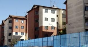 Prédios para moradores de baixa renda do Conjunto Habitacional Cingabur