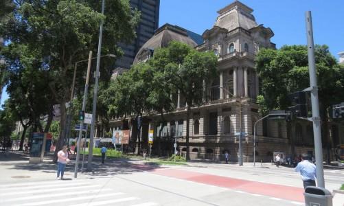 Museu Nacional de Belas Artes, no Rio de Janeiro.
