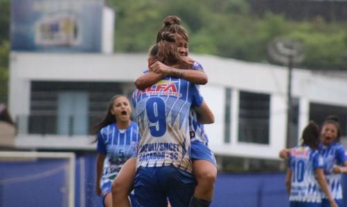 Napoli-SC bate Botafogo e encaminha vaga à elite do futebol feminino
