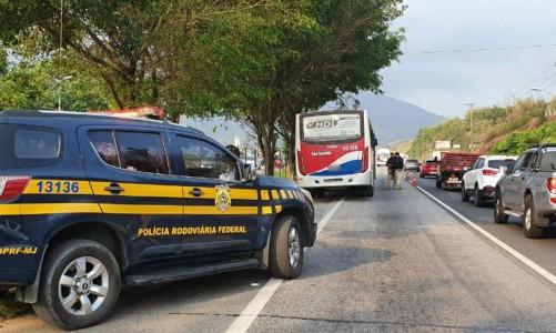 Operação PRF Rio de Janeiro