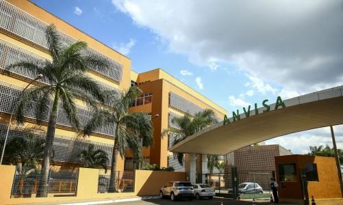 Fachada do edifício sede da Agência Nacional de Vigilância Sanitária (Anvisa).