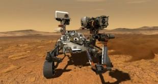 Pouso da Perseverance em Marte está previsto para amanhã