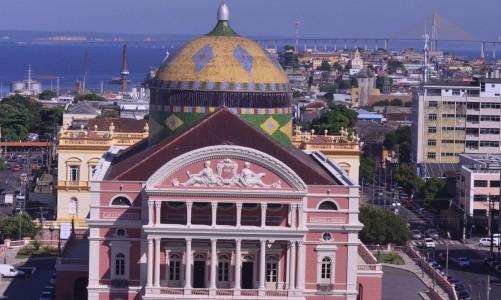 MTur Destinos AnaClaudiaJatahy_Teatro Amazonas_Manaus_AM Crédito obrigatório: Ana Claudia Jatahy - MTUR