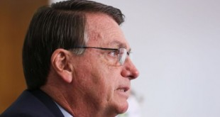(Brasília - DF, 26/01/2021) Palavras do Presidente da República, Jair Bolsonaro. Foto: Marcos Corrêa/PR