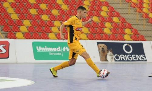 Magnus e Minas Tênis Clube se enfrentam pela Supercopa de Futsal
