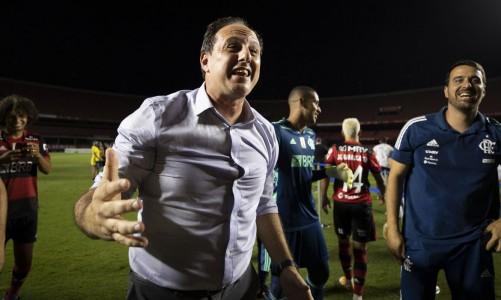 """Rogério Ceni: """"A torcida flamenguista amanhece mais alegre"""""""