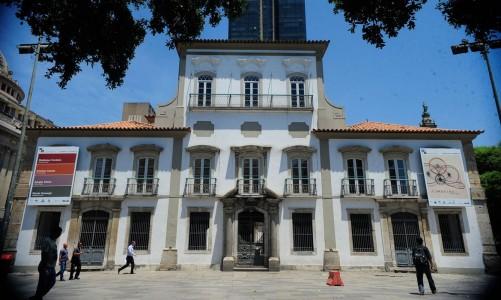 Paço Imperial na Praça XV, região central da cidade(Tânia Rêgo/Agência Brasil)