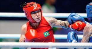 Bia Ferreira luta pelo ouro neste sábado em torneio na Bulgária