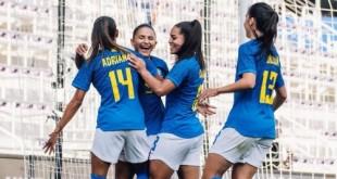 Seleção feminina supera Canadá em despedida de torneio nos EUA