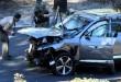 Tiger Woods está acordado após acidente; polícia investiga causa