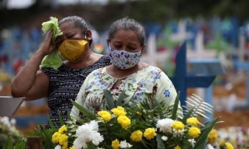 Covid-19: mortes somam mais de 257 mil e casos passam dos 10,6 milhões
