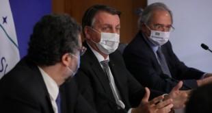 (Brasília - DF, 26/03/2021) - Reunião de Cúpula do Mercosul - Aniversário de 30 anos do Tratado de Assunção (videoconferência) . Fotos: Marcos Corrêa/PR