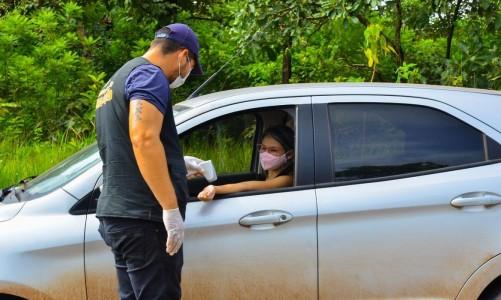 O Estado montou uma força-tarefa para fiscalizar o cumprimento das medidas do decreto de lockdown em todo o Amapá.