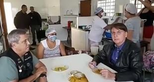Jair Bolsonaro, instituição beneficente