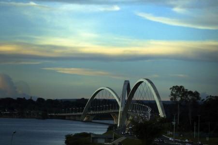 Brasília 60 anos - Ponte JK