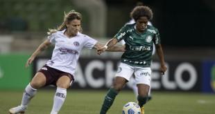 Palmeiras e Ferroviária empatam na estreia do Brasileiro Feminino