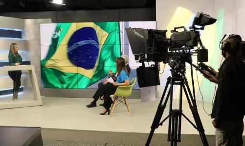 Os veículos da Empresa Brasil de Comunicação (EBC) transmitem uma edição especial para comemorar os 198 anos da Independênci