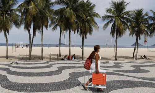 Rio: situação melhora, mas há regiões com risco alto para covid-19