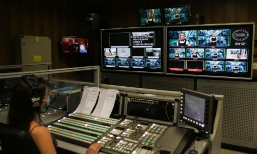 TV Brasil aumenta em quase 300% presença do jornalismo na programação