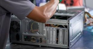 Computadores são recuperados no CRC do Gama