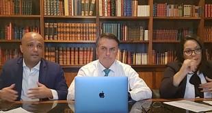Pronunciamento à Nação - Live PR Jair Bolsonaro (17/06/2021)