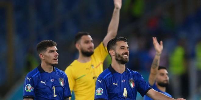 Eurocopa: Itália se classifica para oitavas após derrotar Suíça