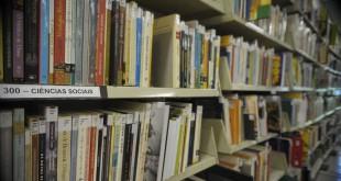 Rio de Janeiro - Biblioteca Municipal Abgar Renault, no prédio sede da prefeitura do Rio (Thomaz Silva/Agência Brasil)