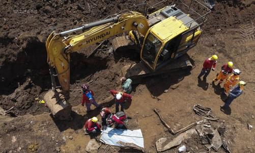 O Corpo de Bombeiros de Minas Gerais informou hoje (19) que encontrou o corpo de mais uma vítima do rompimento da barragem da Mina Córrego do Feijão, em Brumadinho, na região metropolitana de Belo Horizonte.