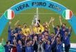 Itália derruba Inglaterra em casa e conquista a Eurocopa
