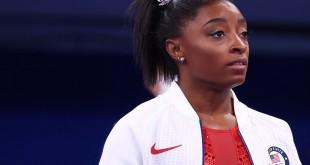 Simone Biles diz não ter certeza se continuará na Olimpíada de Tóquio