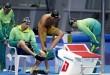 Revezamento 4x200 livre. Jogos Olimpicos, Tokyo 2020. 28 de Julho de 2021, Toquio, Japao. Foto: Satiro Sodré/SSPress/CBDA