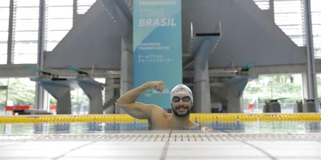 Olimpíada: Léo de Deus vai em busca do melhor resultado em Tóquio