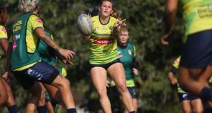 Jogos da seleção feminina de rugby em Tóquio têm horários definidos