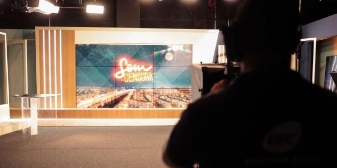 Senador Eduardo Girão é o entrevistado de hoje do programa Sem Censura