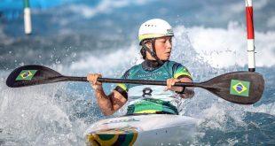 Ana Sátila é prata em etapa da Copa do Mundo de canoagem slalom