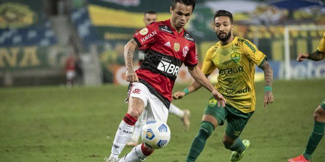 Brasileiro: Flamengo recebe Cuiabá no Maracanã