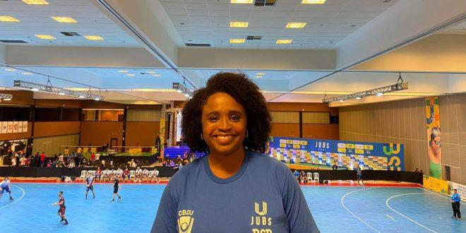 Daiane dos Santos destaca papel da educação para o futuro de atletas